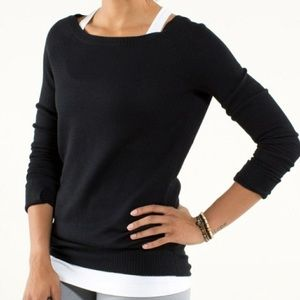 Lululemon Chai Time Reversible Pullover Sweater 4